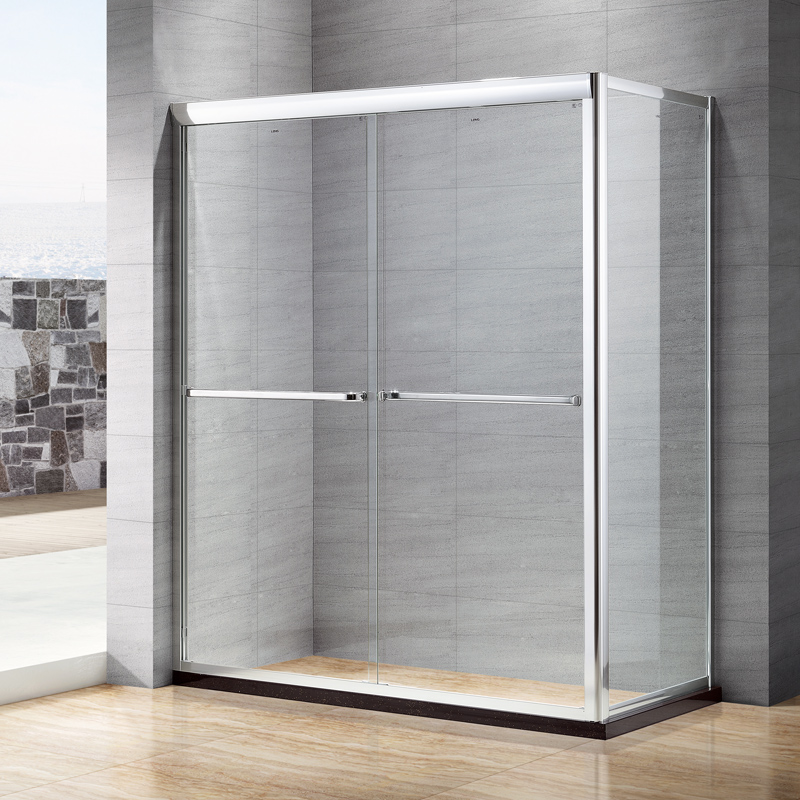 Small Glass Shower Doors Part - 45: Small Sliding Shower Door, Small Sliding Shower Door Suppliers And  Manufacturers At Alibaba.com