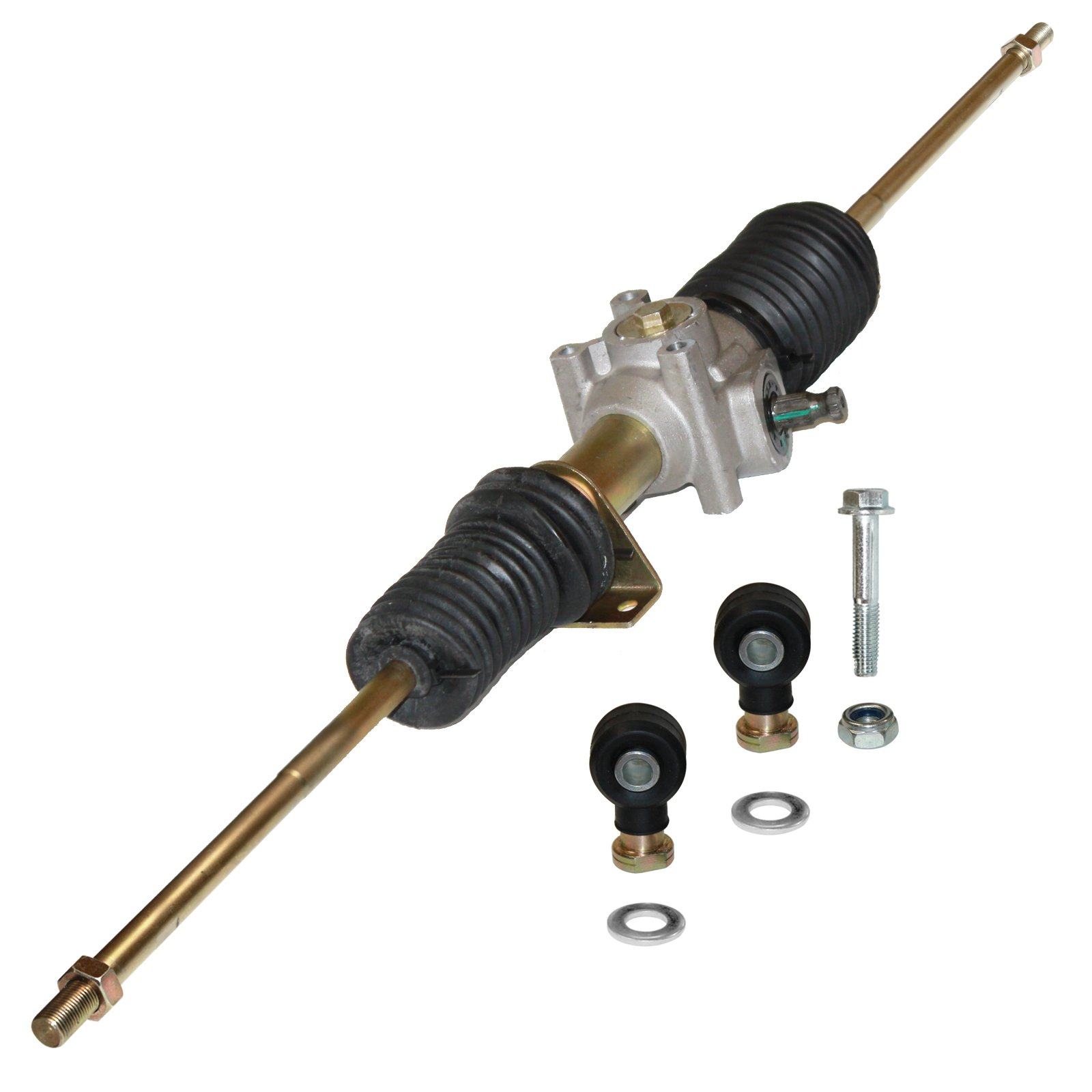 RACK and PINION w//TIE ROD ENDS FITS CAN-AM COMMANDER 1000 4X4 2011-2014