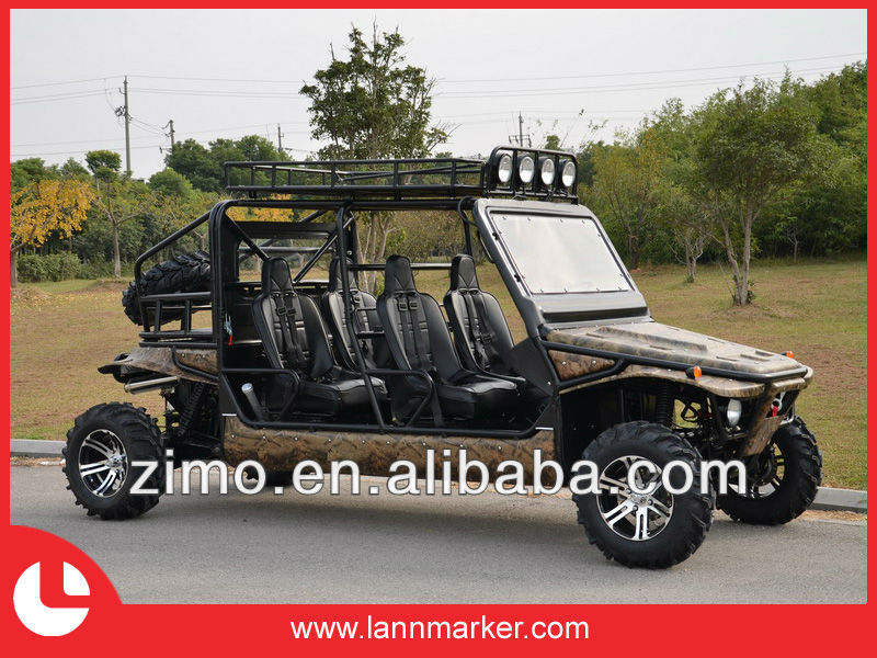 Off Road 4 Seater Atv Buggy
