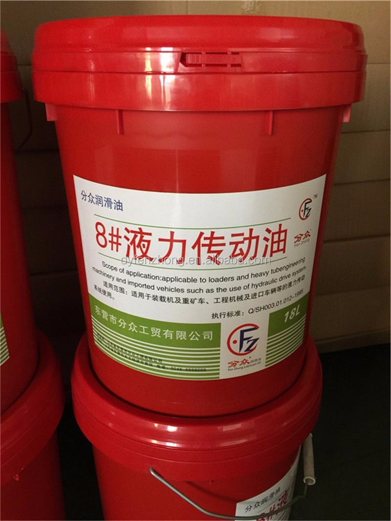 High quality Transmission Gear oil GL-4 10W-40 with REACH certification