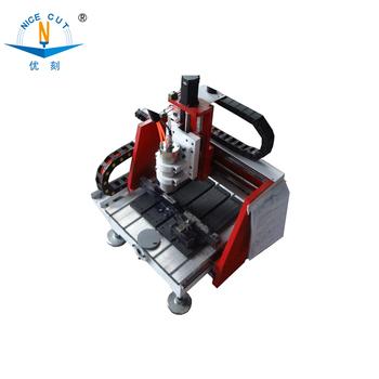 Nc-b6090 Spc Small Cnc Engraver/mini Cnc Router 3040/desktop Cnc Engraving  Machine 800w - Buy Cnc Router Acrylic Pcb Engraving Machine Price,Spc Small