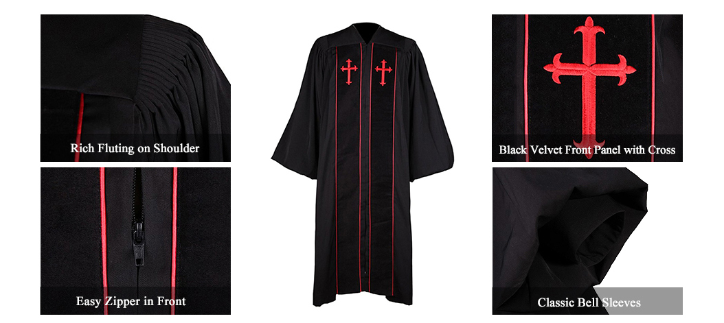 Wholesale Customized Personalized Choir Robe