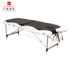 2 Sections Cheap CE Approved Massage Table Bed for SPA Salon