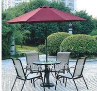 folding chair umbrella