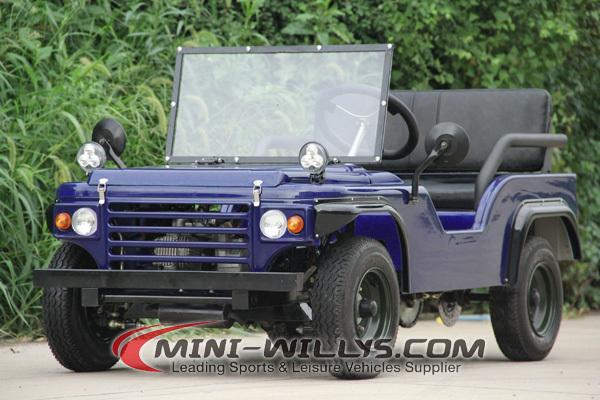 Mini Jeep Willys 150cc Engine Racing Quad Go Kart 50cc 70cc 90cc ...