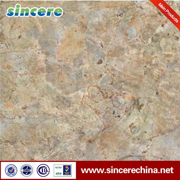 600x600 Eating places marble jade floor tile