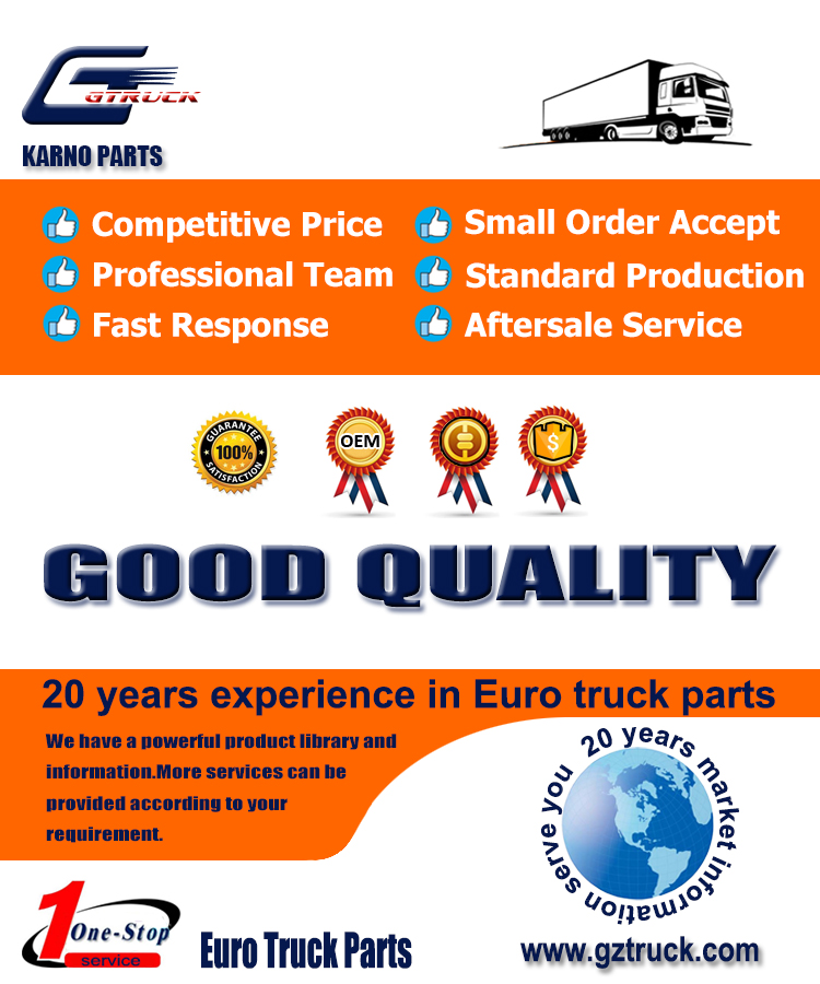 Air Brake Valve Oem 9730024020 222793 645623 1585346 0014310405 voor IVECO MAN MB VL Truck Trailer Regelklep