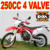250cc Dirt Bikes for Adults