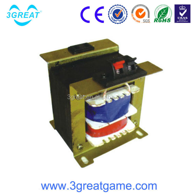 Power transformer 110v 220v 380v for video game machine
