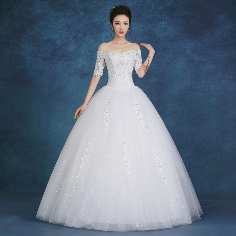 Simple Wedding Dress Patterns Reviews