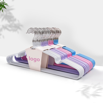 GCG Ultra Thin Space Saving cloth hanger rack hanger stand for clothes