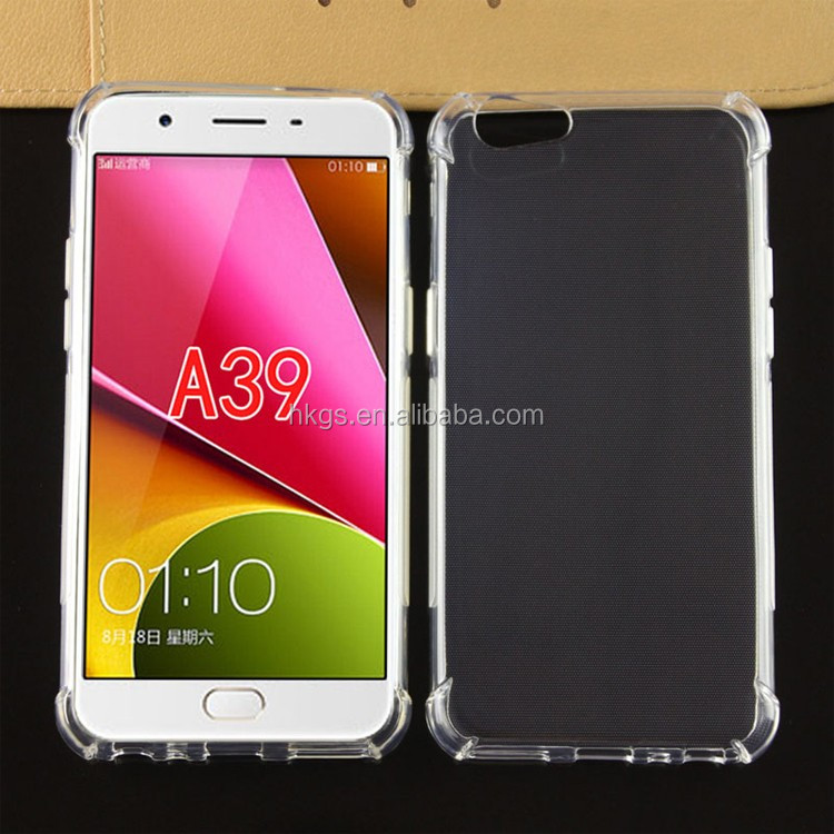 new product ca1d6 87ebf Crystal Soft Tpu Case For Oppo A39 Back Protective Cover - Buy For Oppo  A39,Case For Oppo A39,For Oppo A39 Back Cover Product on Alibaba.com