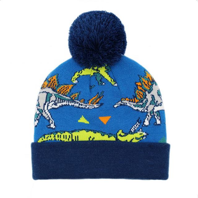 6520ada65ad Dragon Knit Hat