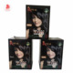 MG5 Hair Color Shampoo Dark Brown Natural Hair Dye Semi Permanent Hair Dye Shampoo easy black in 5 min