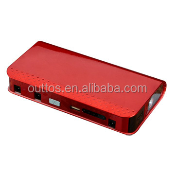 Manual Power Bank 12000mah Battery Power Charger For Cellphone