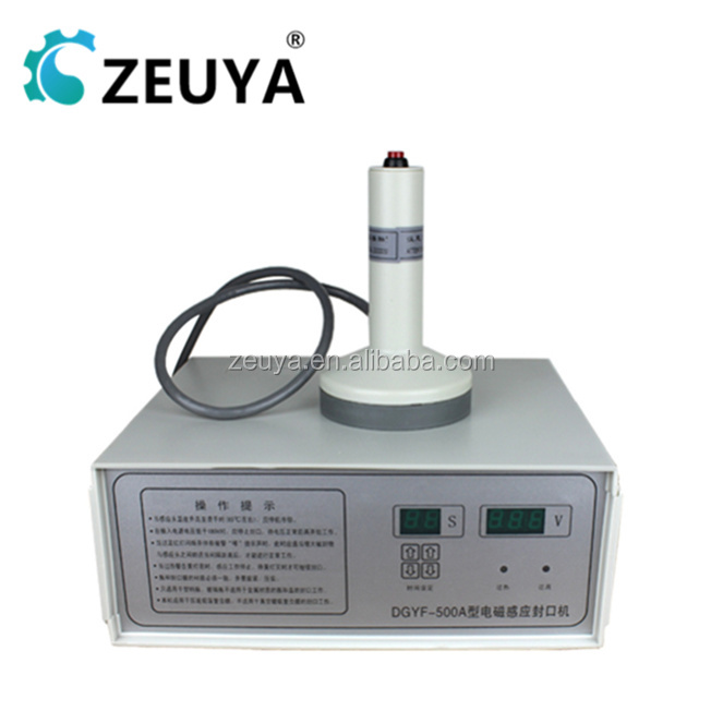 Hot Sale 20-100MM hand operated induction sealing machine CE Approved DYGF-500A