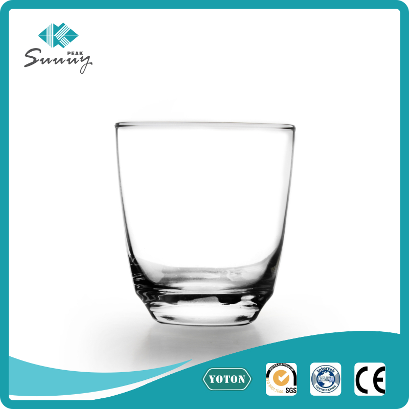 Wholesale double wall glass coffee cup heat-resistant glass cup /wine cup