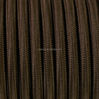 fabric coated electrical wire
