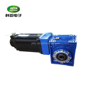 optical encoder brushless motor bldc 48v 1.5kw servo motor for caterpillar chassis