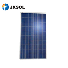 High efficiency photovoltaic sunpower 4BB pv module 250W solar panel