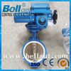 electric actuator cast iron kits butterfly valve dn200 for sea water