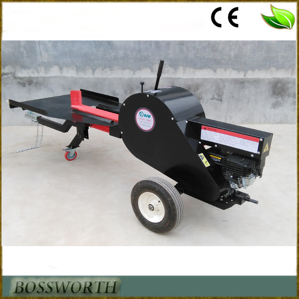 34 ton Rapid Strike Kinetic Log Splitter