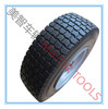 13 inch flat free pu foam wheel 5.00-6 for wagons