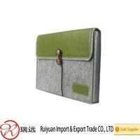 2017 Best selling 13 inch laptop bag alibaba express felt laptop bag