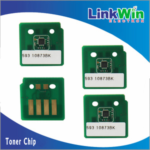 rfid reset chips for Xerox WorkCentre 7120 7125 7220 006R01457 compatible  toner chips