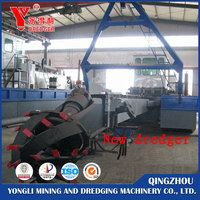 high quality sand suction ship