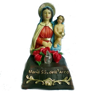 Catholic Statue Wholesale Our Lady resin religious figurine for sale