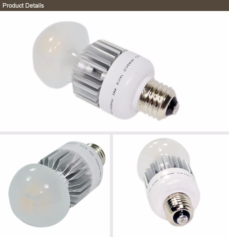 Ce&rohs Bis Iso9001 Approved Aluminum Led Bulb 6500k E26 E27 Led ...