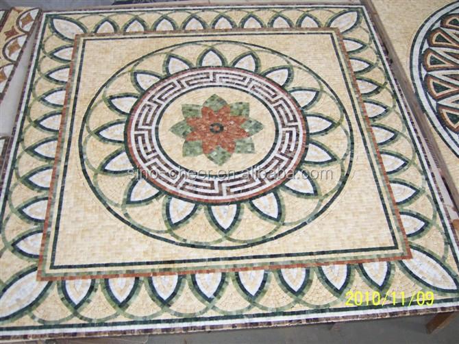 Fußboden Fliesen Mosaik ~ Fliesen mosaik boden u2013 wohn design