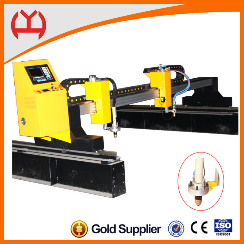 13 month warranty period flame and plasma cnc cutting machine