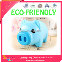 pig shaped piggy bank/coin bank/mony bank