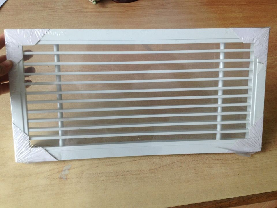 aluminum supply grille/air wall ceiling conditioning slot diffuser/grill grilles air linear diffusers
