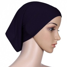 China goedkope fashion vrouwen stretch modale <span class=keywords><strong>ninja</strong></span> cap onder <span class=keywords><strong>hijab</strong></span> innerlijke