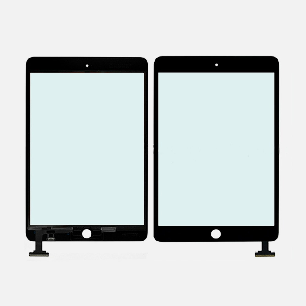 For iPad mini LCD Touch Screen Digitizer, Glass Touch Panels For Apple ipad mini  Black