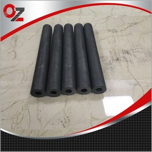 Graphite Carbon Rods for Textile Machinery