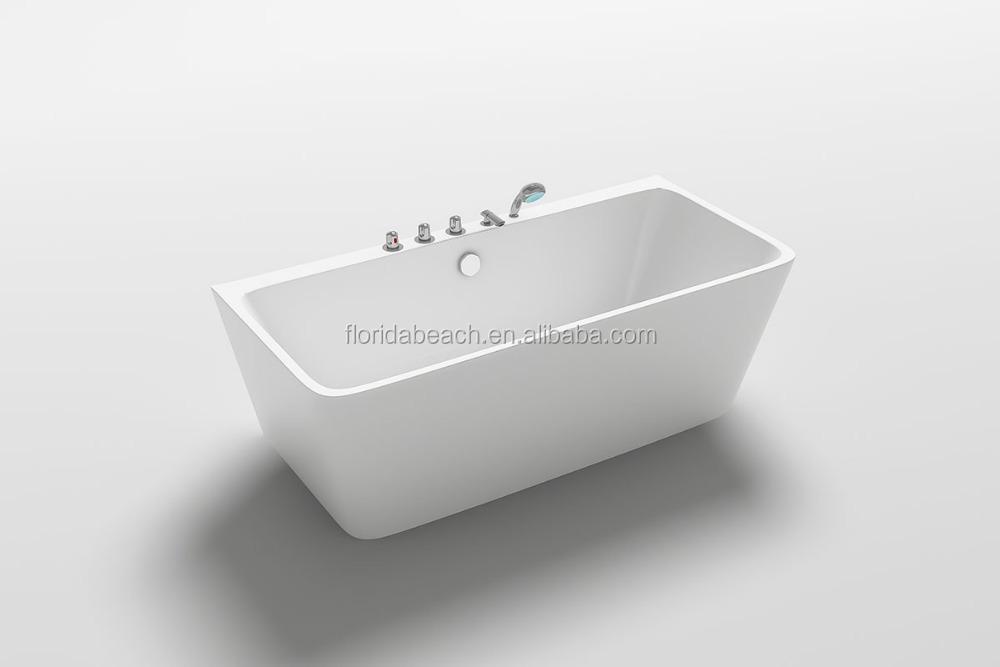 Vasca Da Bagno Plastica : Vasca di plastica per adulti singola persona semplice rettangolo