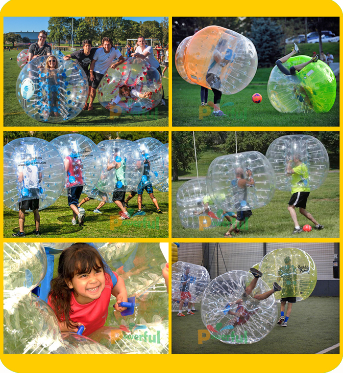 inflatable bumper ball, bubble soccer ball, Bang Bang Balls