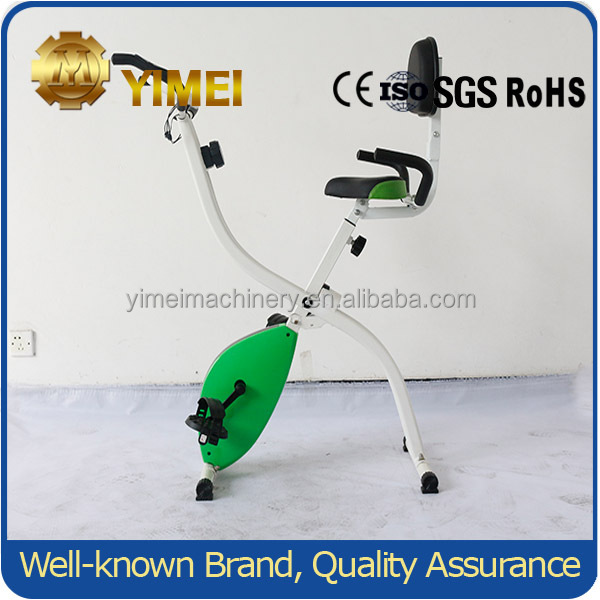 Four color optional Mini magnetic car Magnetic Stationary Bike