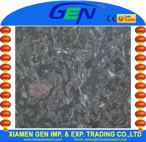 the container load 20GP for granite tiles