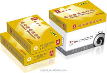 Wholesale price high quality A4 paper from indonesia a4 copy paper in pallet