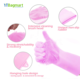 Kitchen Household Food Grade Magic Silicone Dish Washing Cleaning Sponge Gloves With Wash Scrubber