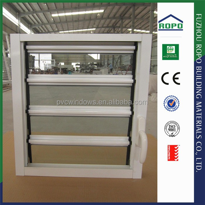 Hochwertigem aluminium glas verschluss fenster aluminium hurrikan auswirkungen glas shutter - Shutter fenster ...