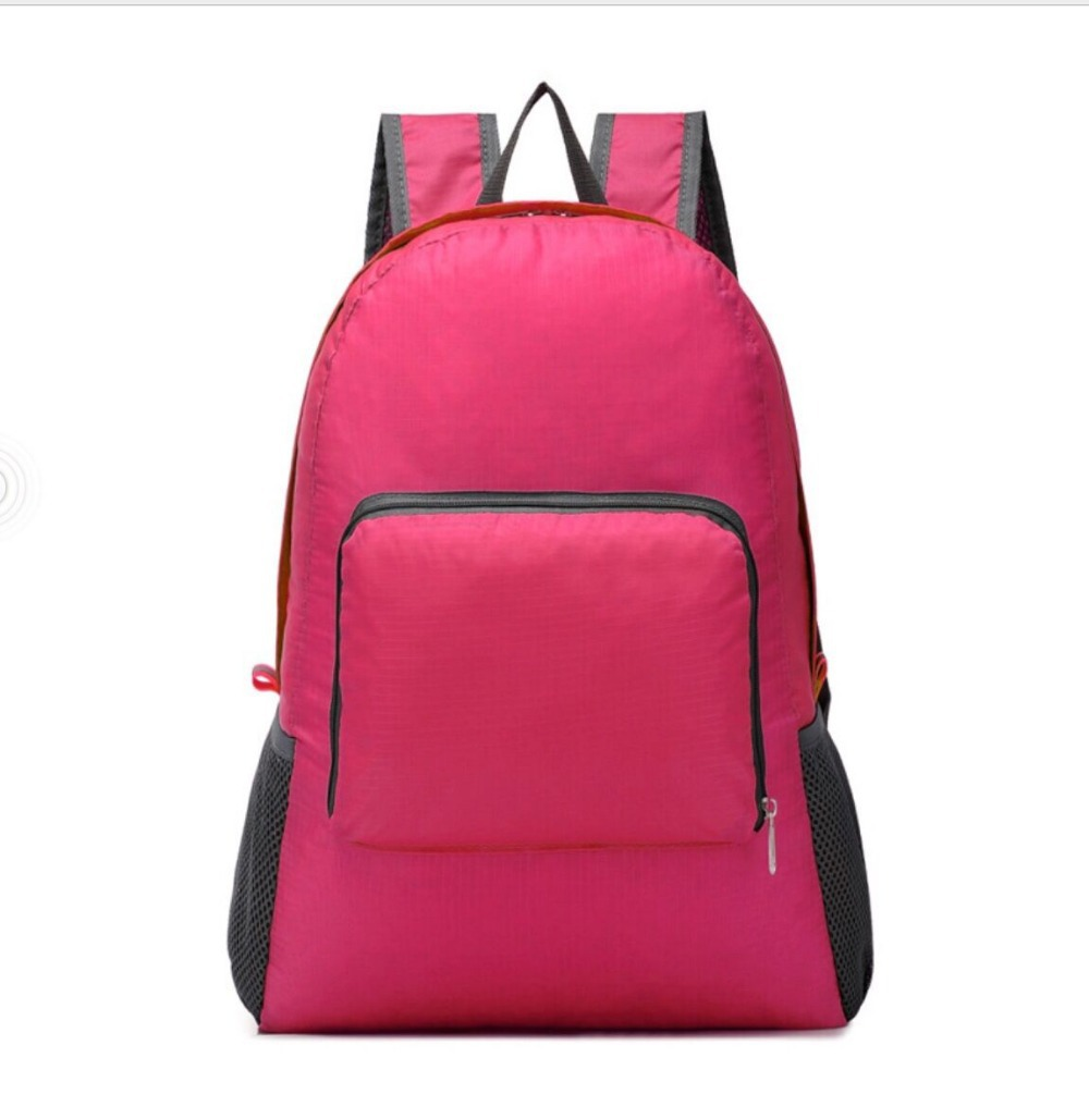 Get Quotations · 4 colors Children School Bag For Boys Girls Foldable  Backpack Travel Backpack Bags For Teenager School e4631f93f3fe8