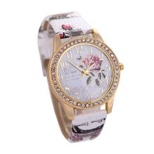 2015 New Brand Dress Casual Clock Female Relogio Watch Diamond Wristwatches Luxury Quartz Women Silicone Fashion Watches