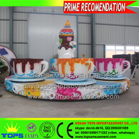 Fantastic !!! Self Control Airplane For Theme Park Amusement Rides