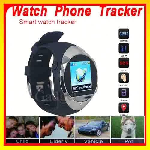 Health Smart Smart GPS Watch Mobile Phone Tracker